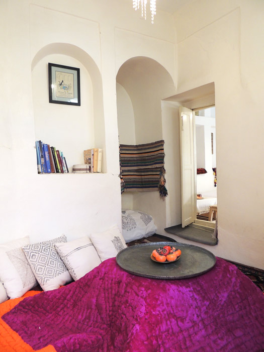 Kuchik-Khaneh-room-in-Howzak-Hostel-Isfahan